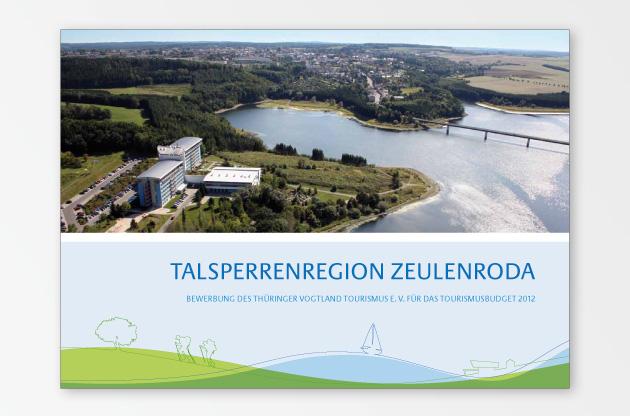 Broschüre Talsperrenregion Zeulenroda